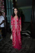 Isabelle Kaif at Arpita Khan_s home for Ganesh Chaturthi on 2nd Sept 2019 (43)_5d6e25d23281b.JPG