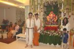 Jeetendra, Tusshar Kapoor, Ekta Kapoor_s Ganpati celebration at his house on 2nd Sept 2019 (26)_5d6e240758212.JPG