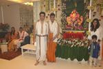 Jeetendra, Tusshar Kapoor, Ekta Kapoor_s Ganpati celebration at his house on 2nd Sept 2019 (29)_5d6e240e4e439.JPG