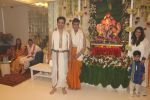 Jeetendra, Tusshar Kapoor, Ekta Kapoor_s Ganpati celebration at his house on 2nd Sept 2019 (30)_5d6e23c2d9ad9.JPG