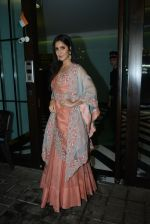 Katrina Kaif at Arpita Khan_s home for Ganesh Chaturthi on 2nd Sept 2019 (68)_5d6e2600a7a31.JPG