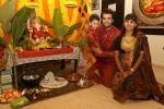 Manish Paul's Ganpati celebration at his house on 2nd Sept 2019