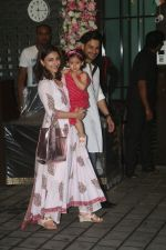 Soha Ali Khan, Kunal Khemu at Arpita Khan_s home for Ganesh Chaturthi on 2nd Sept 2019 (5)_5d6e250771b5f.JPG
