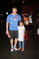 Sohail Khan at Arpita Khan_s home for Ganesh Chaturthi on 2nd Sept 2019 (71)_5d6e262c93093.JPG