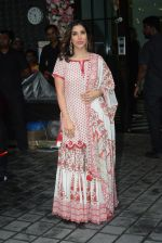 Sophie Choudry at Arpita Khan_s home for Ganesh Chaturthi on 2nd Sept 2019 (24)_5d6e2651a8757.JPG