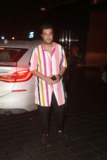 Varun Sharma at Arpita Khan_s home for Ganesh Chaturthi on 2nd Sept 2019 (27)_5d6e2541c1421.JPG