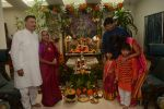 Vivek Oberoi_s Ganpati celebration at his house on 2nd Sept 2019  (18)_5d6e2494ec393.JPG