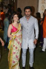 Alia Bhatt, Ranbir Kapoor at Mukesh Ambani_s house for Ganpati celebration on 2nd Sept 2019 (100)_5d6f6988a0a84.jpg