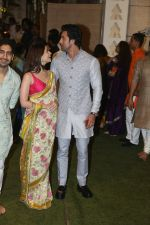 Alia Bhatt, Ranbir Kapoor at Mukesh Ambani_s house for Ganpati celebration on 2nd Sept 2019 (101)_5d6f6a66bbb05.jpg