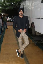 Harbhajan Singh on the sets of Lagao Boli at andheri on 1st Sept 2019 (15)_5d6f707845ff6.JPG