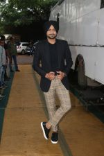 Harbhajan Singh on the sets of Lagao Boli at andheri on 1st Sept 2019 (16)_5d6f707bcad70.JPG