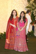 Nita Ambani, Isha Ambani at Mukesh Ambani_s house for Ganpati celebration on 2nd Sept 2019 (26)_5d6f6a5013fa3.jpg