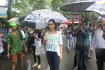 Shraddha Kapoor takes part in protest against the tree cuttings for Metro3 at Aarey in goregaon on 1st Sept 2019 (1)_5d6f6f6b31da9.JPG