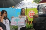 Shraddha Kapoor takes part in protest against the tree cuttings for Metro3 at Aarey in goregaon on 1st Sept 2019 (3)_5d6f6f71f16ea.JPG