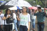 Shraddha Kapoor takes part in protest against the tree cuttings for Metro3 at Aarey in goregaon on 1st Sept 2019 (33)_5d6f701522731.JPG