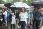 Shraddha Kapoor takes part in protest against the tree cuttings for Metro3 at Aarey in goregaon on 1st Sept 2019 (38)_5d6f702517c01.JPG