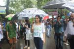 Shraddha Kapoor takes part in protest against the tree cuttings for Metro3 at Aarey in goregaon on 1st Sept 2019 (39)_5d6f7028348a0.JPG