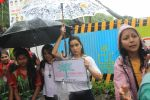 Shraddha Kapoor takes part in protest against the tree cuttings for Metro3 at Aarey in goregaon on 1st Sept 2019 (5)_5d6f6f782dc79.JPG