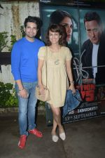 Karan Mehra, Nisha Rawal at the Screening of Section 375 in Sunny Sound juhu on 12th Sept 2019 (6)_5d7b46ae9cd7d.JPG