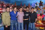 Varun Dhawan, Kartik Aaryan, Bhushan Kumar at Tseries office in andheri for Ganesh darshan on 12th Sept 2019 (49)_5d7b45f84c0da.JPG