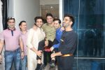 Varun Dhawan, Kartik Aaryan, Bhushan Kumar at Tseries office in andheri for Ganesh darshan on 12th Sept 2019 (52)_5d7b45af3249e.JPG