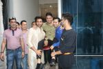 Varun Dhawan, Kartik Aaryan, Bhushan Kumar at Tseries office in andheri for Ganesh darshan on 12th Sept 2019 (53)_5d7b465c3db9e.JPG