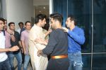 Varun Dhawan, Kartik Aaryan, Bhushan Kumar at Tseries office in andheri for Ganesh darshan on 12th Sept 2019 (55)_5d7b465f01b61.JPG