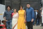Priyanka Chopra, Farhan Akhtar, Siddharth Roy Kapoor at the promotions of film Sky is Pink in filmcity, goregoan on 24th Sept 2019 (20)_5d8b1a8933d10.JPG