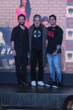 Siddhanth Kapoor, Prateik Babbar, Shakti Kapoor at the trailer launch of film Yaaram on 24th Sept 2019 (49)_5d8b11cc292dc.JPG