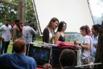 Sunny Leone, Mandana Karimi on location shoot at filmcity on 24th Sept 2019 (1)_5d8b19f1266bf.JPG