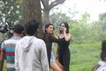 Sunny Leone, Mandana Karimi on location shoot at filmcity on 24th Sept 2019 (12)_5d8b1a433fecf.JPG