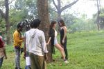 Sunny Leone, Mandana Karimi on location shoot at filmcity on 24th Sept 2019 (16)_5d8b1a0975c1c.JPG