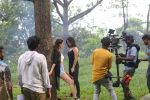 Sunny Leone, Mandana Karimi on location shoot at filmcity on 24th Sept 2019 (20)_5d8b1a5072568.JPG
