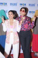 Taapsee Pannu, Bhumi Pednekar at the Trailer Launch Of Film Saand Ki Aankh on 24th Sept 2019 (2)_5d8b179534698.jpg