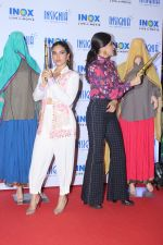 Taapsee Pannu, Bhumi Pednekar at the Trailer Launch Of Film Saand Ki Aankh on 24th Sept 2019 (21)_5d8b183e0834c.jpg