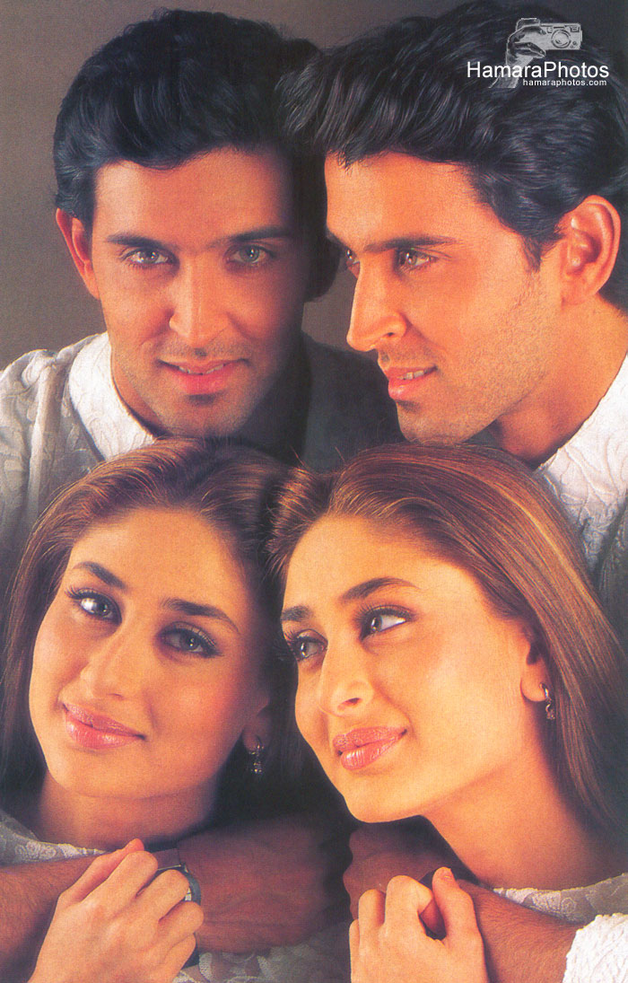 Hrithik Roshan with Kareena