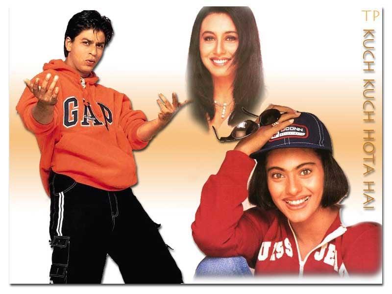 Kuch Kuch Hota Hai Sharuhk Khan Bollywood Photos