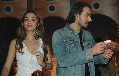 Malaika Arora Khan with Arbaas Khan
