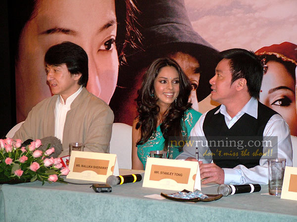''The Myth'' Premiere and Press meet