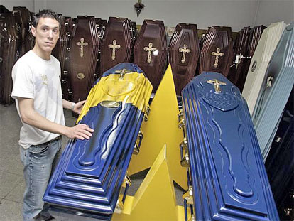 Hernan Marini - Argentina's most popular soccer club Boca Juniors