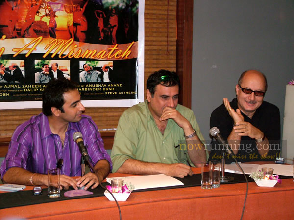 Press Conference of 'Its a Mismatch'