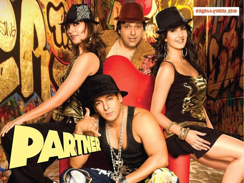Partner Lara Dutta Salman Khan Govinda Katrina Kaif