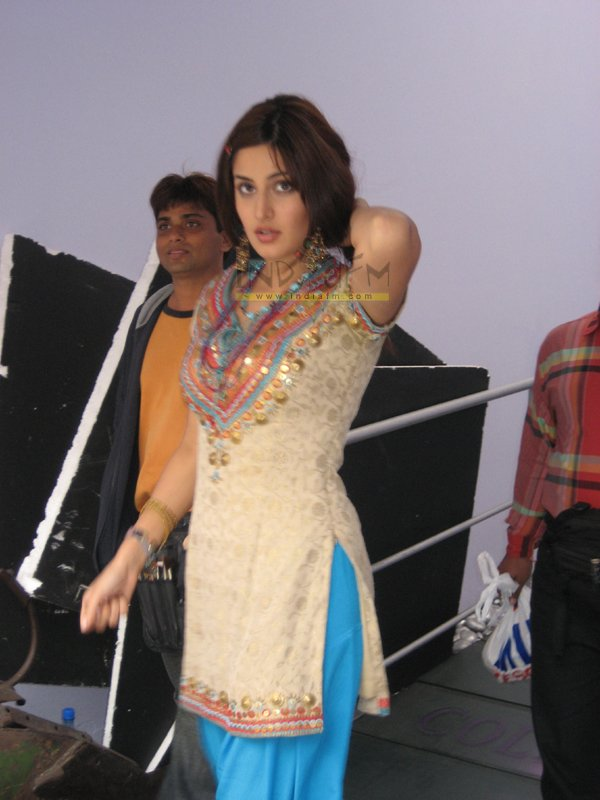On The Sets of Namaste London