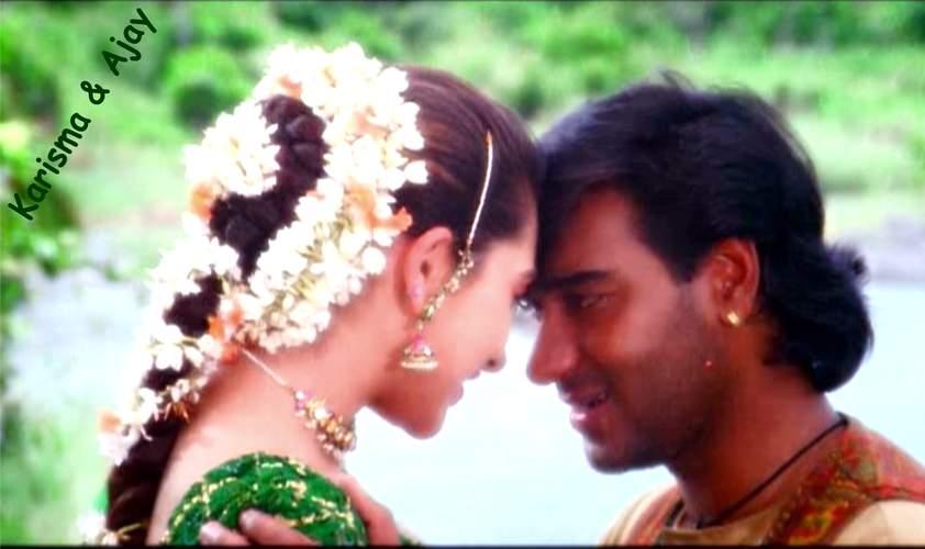 ajay devgan and karishma kapoor relationship