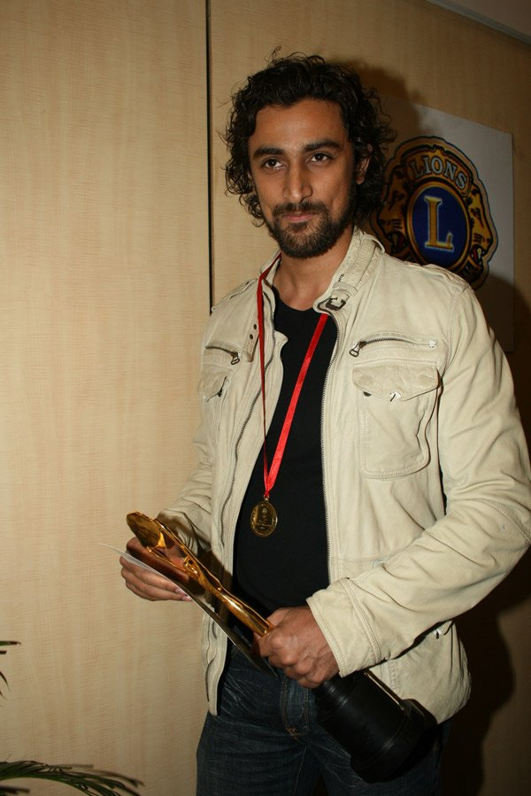 Kunal Kapoor at the 14th Lions Gold Awards