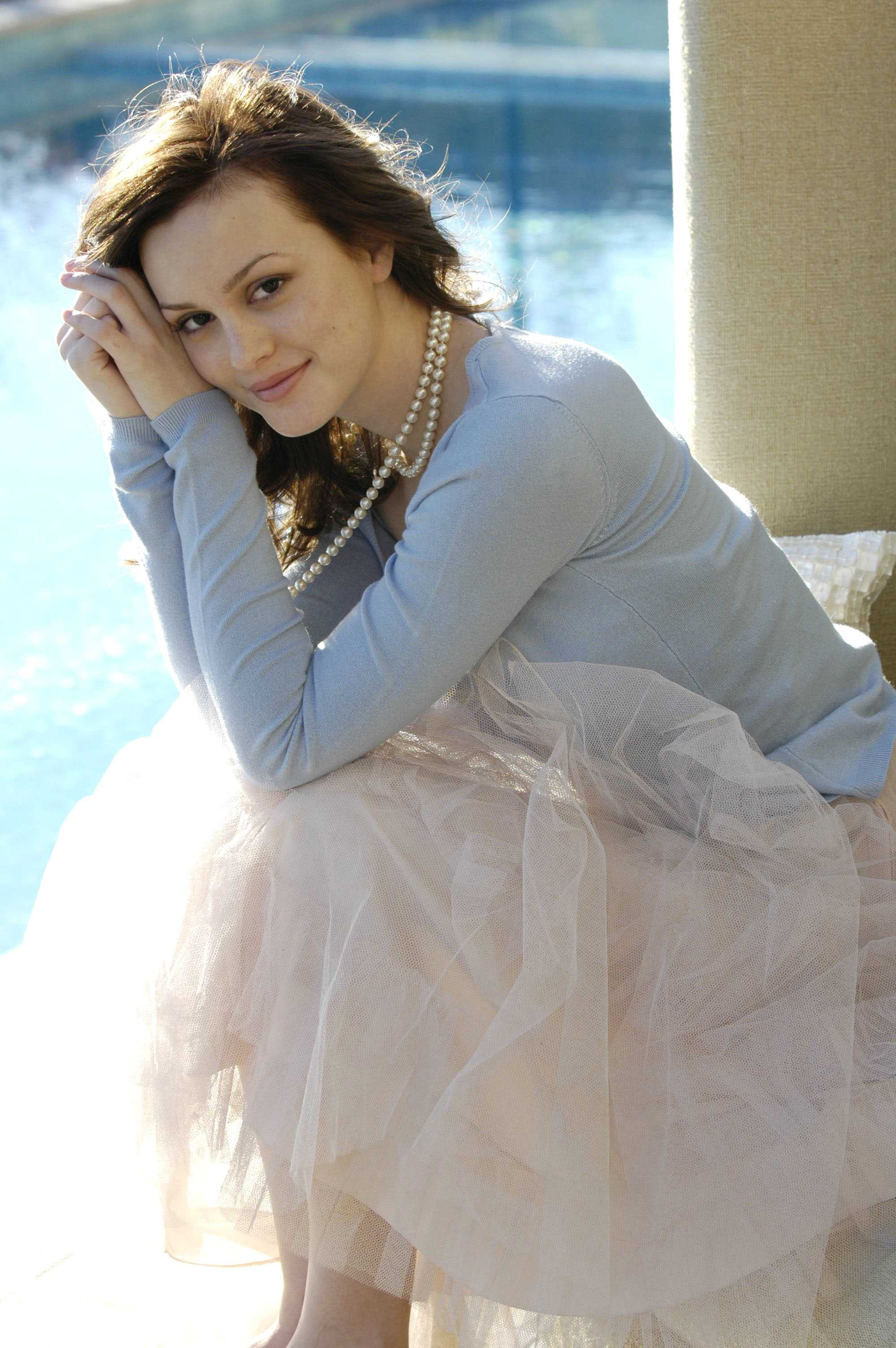 Leighton Meester - Matthew Mitchell PhotoShooting-31