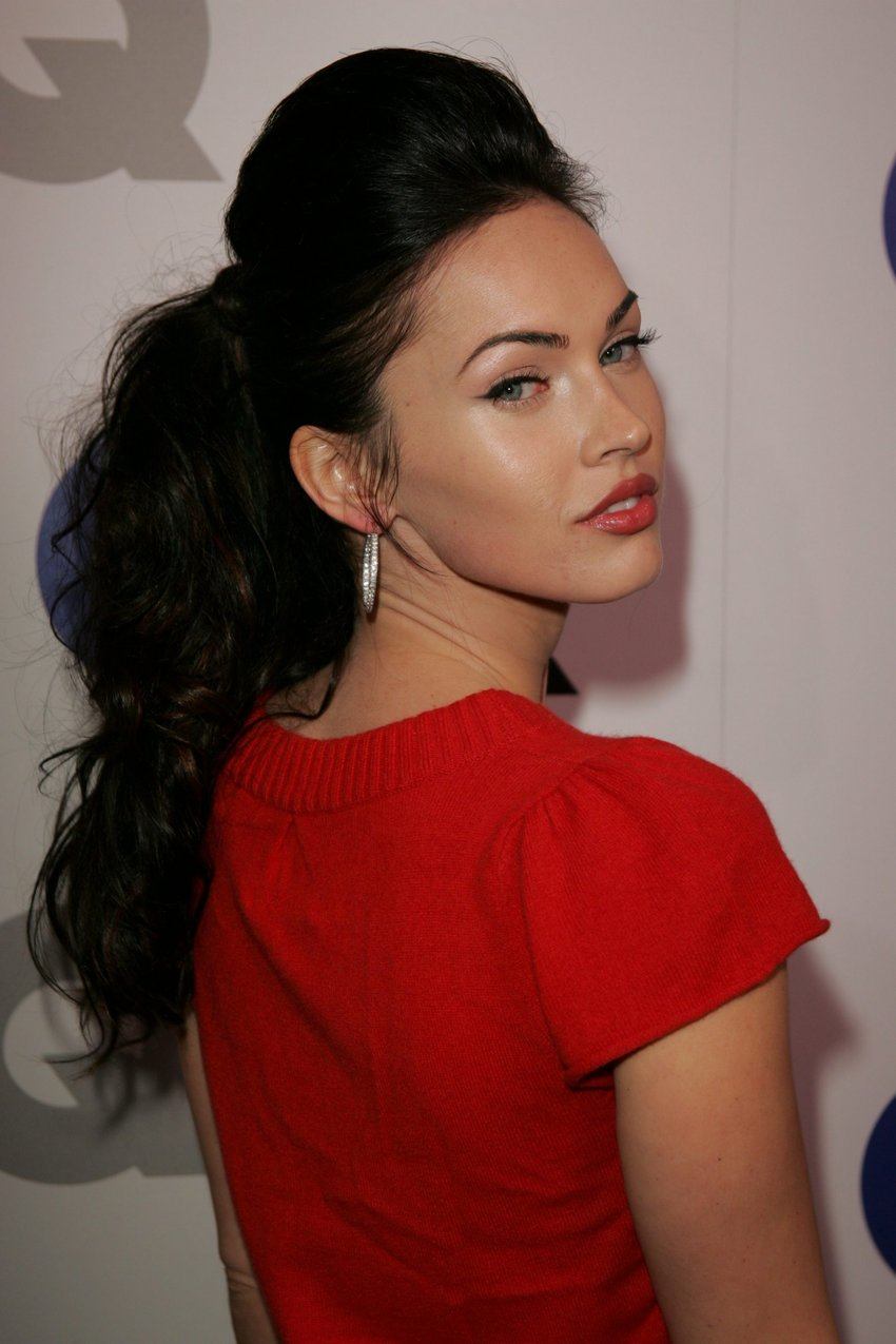 Megan Fox - GQ Men of the Year  party-3
