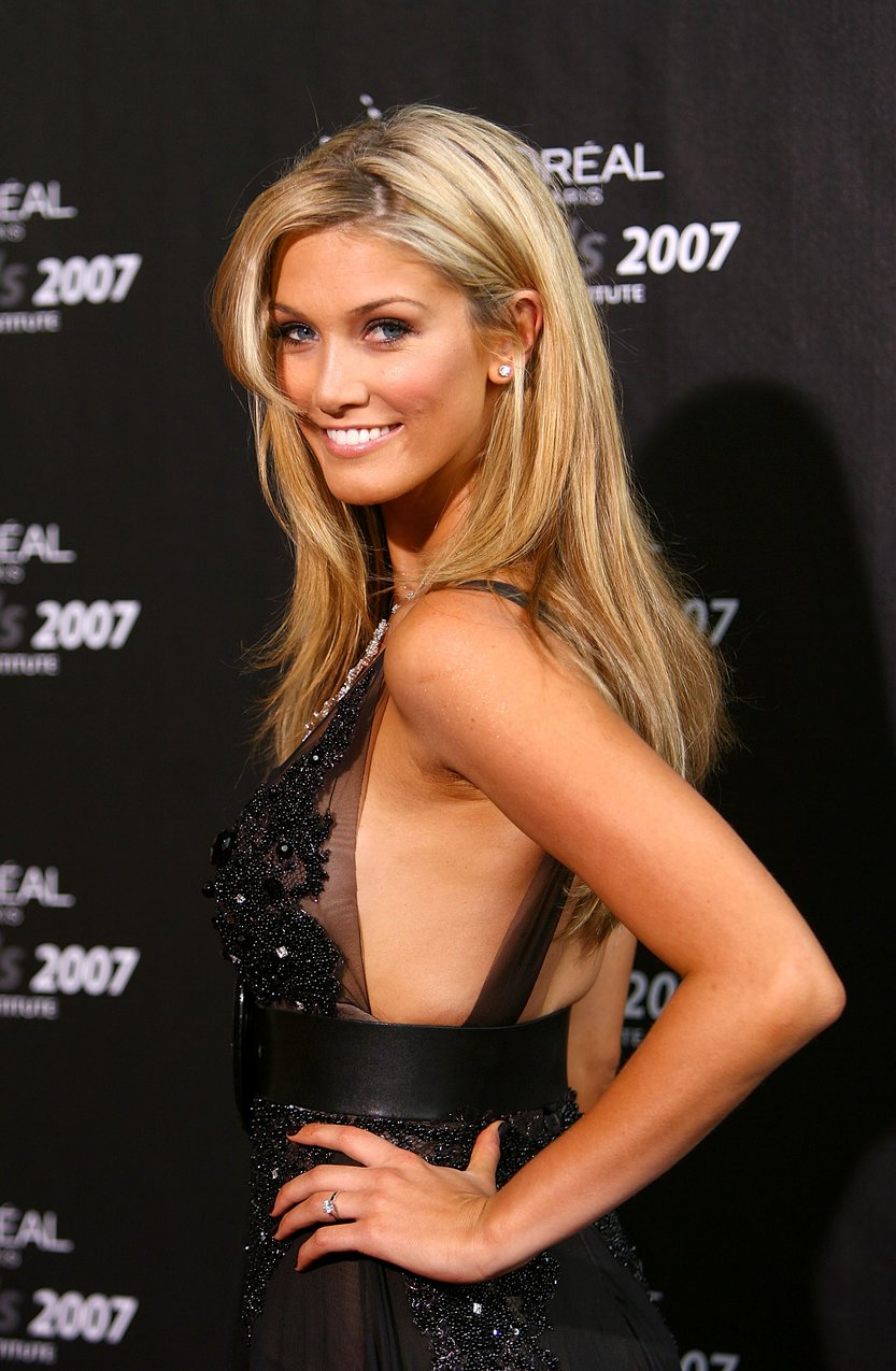Delta Goodrem extremely attractive @ AFI Awards Dinner-7