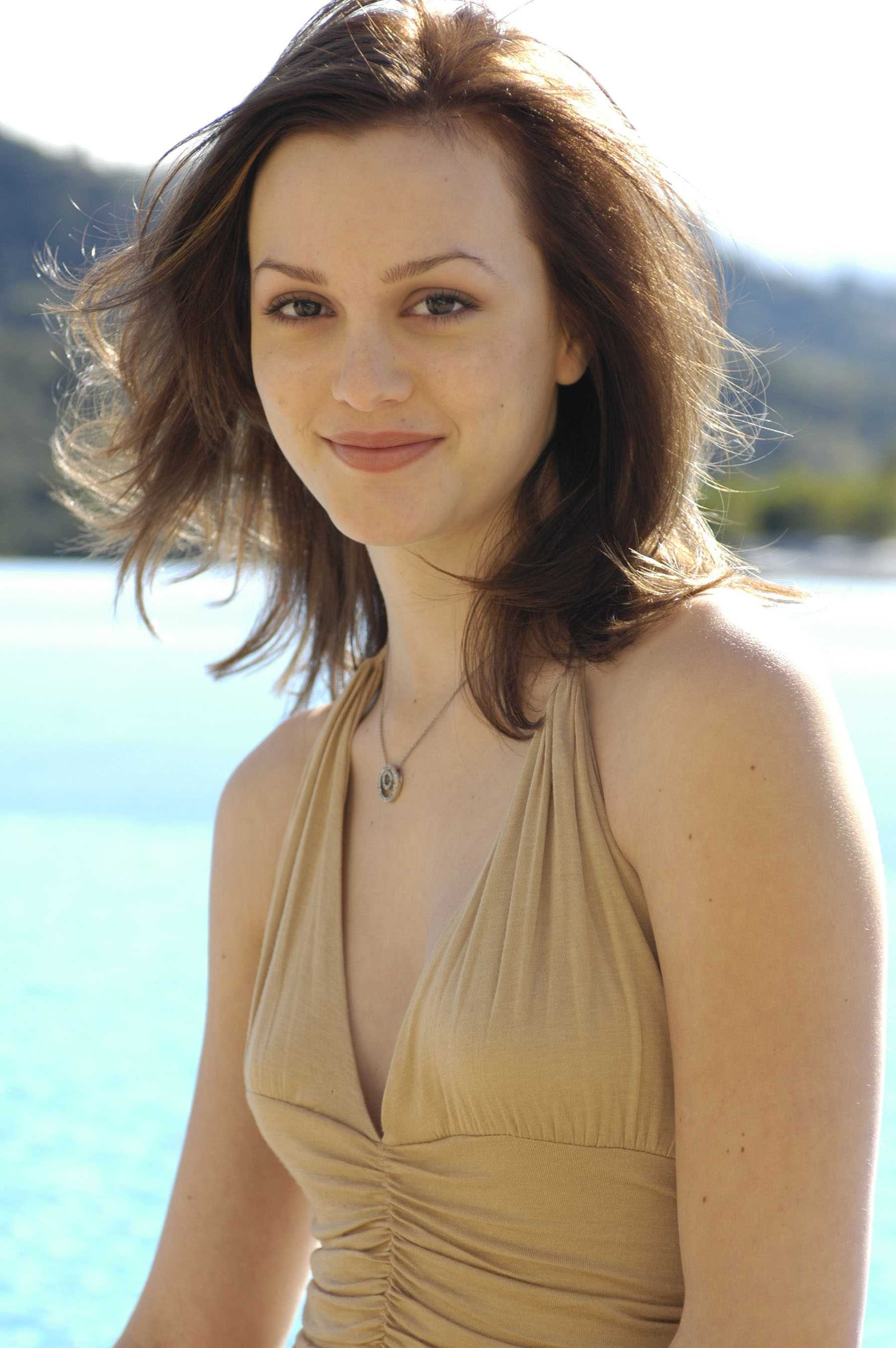 Leighton Meester - Matthew Mitchell PhotoShooting-2