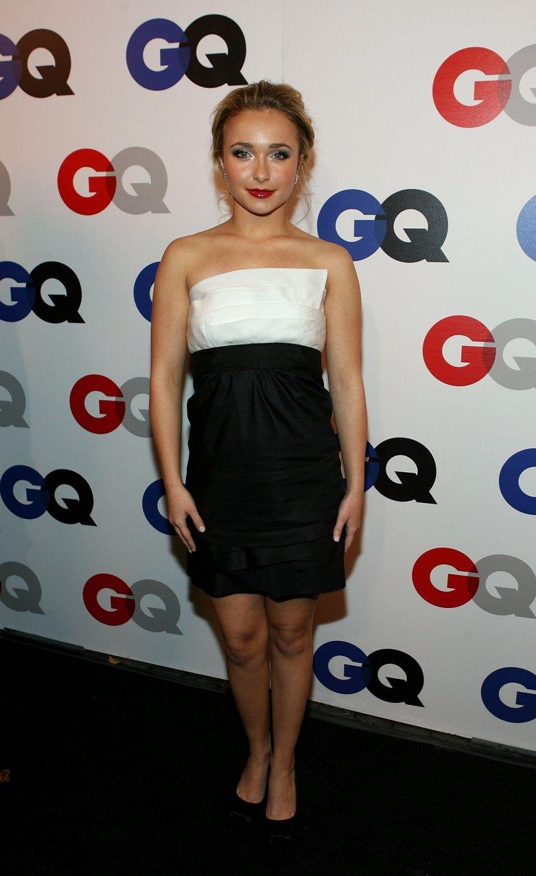 Hayden Panettiere - GQ Men of the Year  party-3